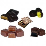 Exclusive luxury chocolates